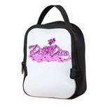 DirtDivaPink Neoprene Lunch Bag