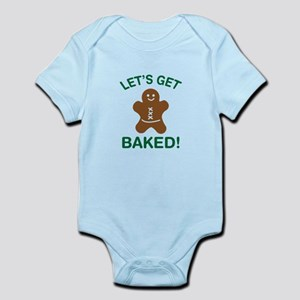 Let's Get Baked Body Suit