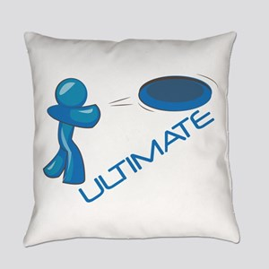 Ultimate Frisbee Everyday Pillow