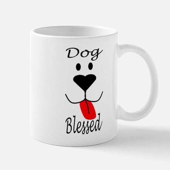Dog Blessed Mug