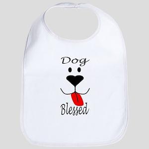 Dog Blessed Bib
