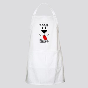 Dog Blessed BBQ Apron