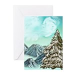 Peace and Joy Greeting Cards (Pk of 10)