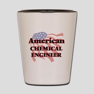 American Chemical Engineer Shot Glass