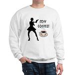 My Coffee Sweatshirt