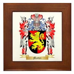 Mattei Framed Tile