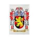 Matteau Rectangle Magnet (100 pack)