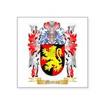 Matteau Square Sticker 3
