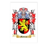 Matteau Postcards (Package of 8)