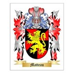 Matteau Small Poster