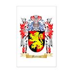 Matteau Mini Poster Print