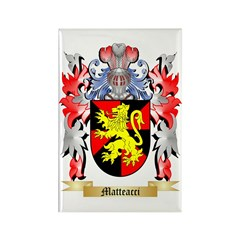 Matteacci Rectangle Magnet (100 pack)