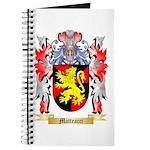 Matteacci Journal