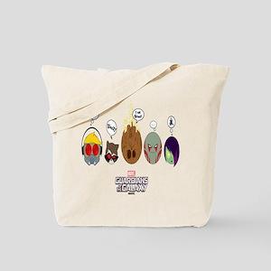 GOTG Circles Tote Bag