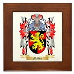 Mattea Framed Tile