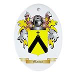 Mattar Oval Ornament