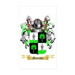 Matschke Sticker (Rectangle 50 pk)
