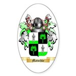 Matschke Sticker (Oval 10 pk)