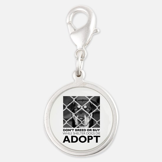 Shelter Dog Charms