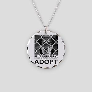 Shelter Dog Necklace