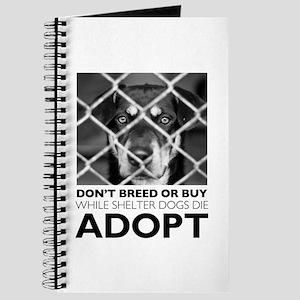 Shelter Dog Journal