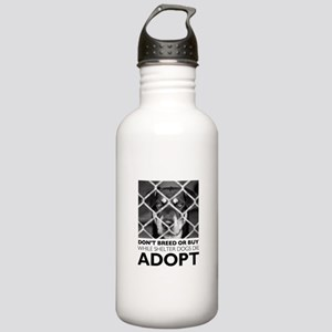 Shelter Dog Water Bottle
