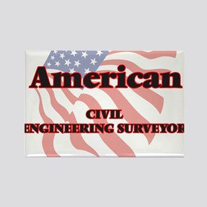 American Civil Engineering Surveyor Magnets