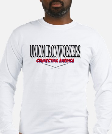 Cute Iron workers Long Sleeve T-Shirt