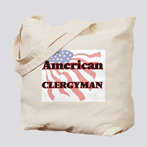 American Clergyman Tote Bag