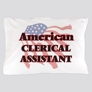 American Clerical Assistant Pillow Case