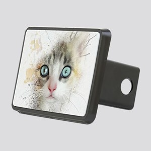 Kitten Painting Hitch Cover