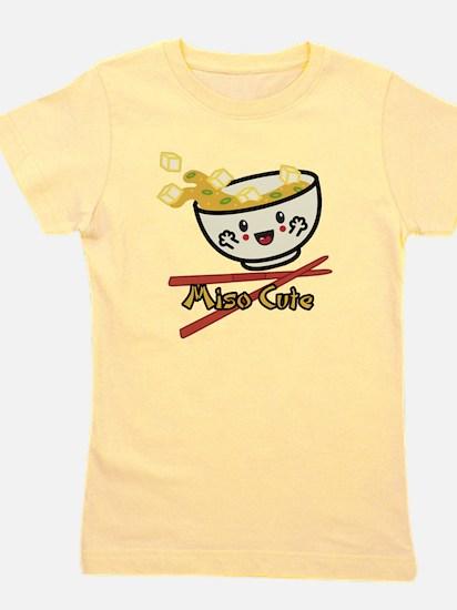 Cute Japanese Girl's Tee