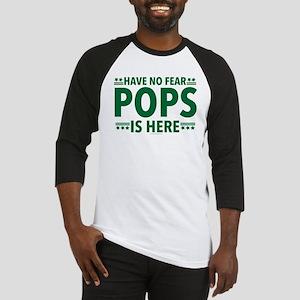 Pops Is Here Baseball Jersey