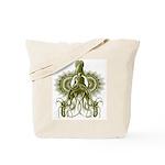King Squid Tote Bag