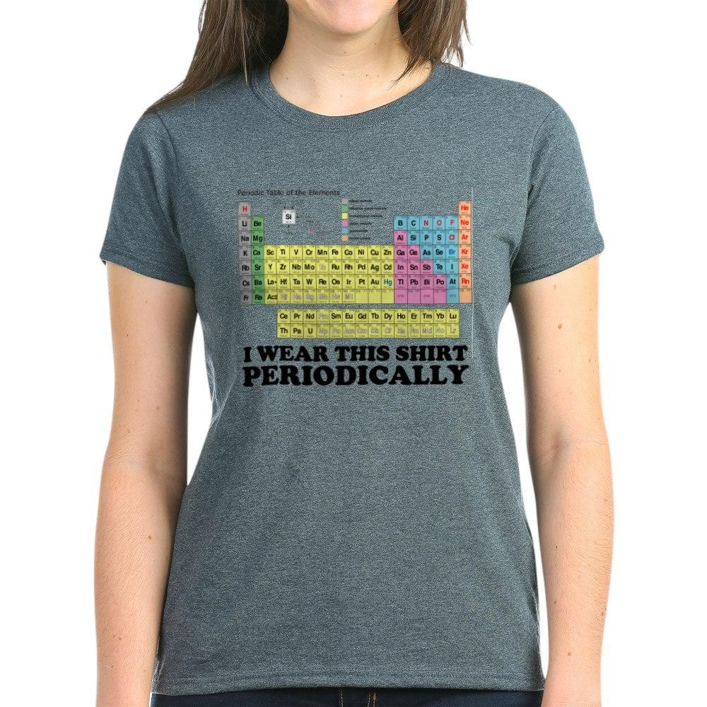 CafePress-Women-039-s-Dark-T-Shirt-Women-039-s-Cotton-T-Shirt-1693273094 thumbnail 58
