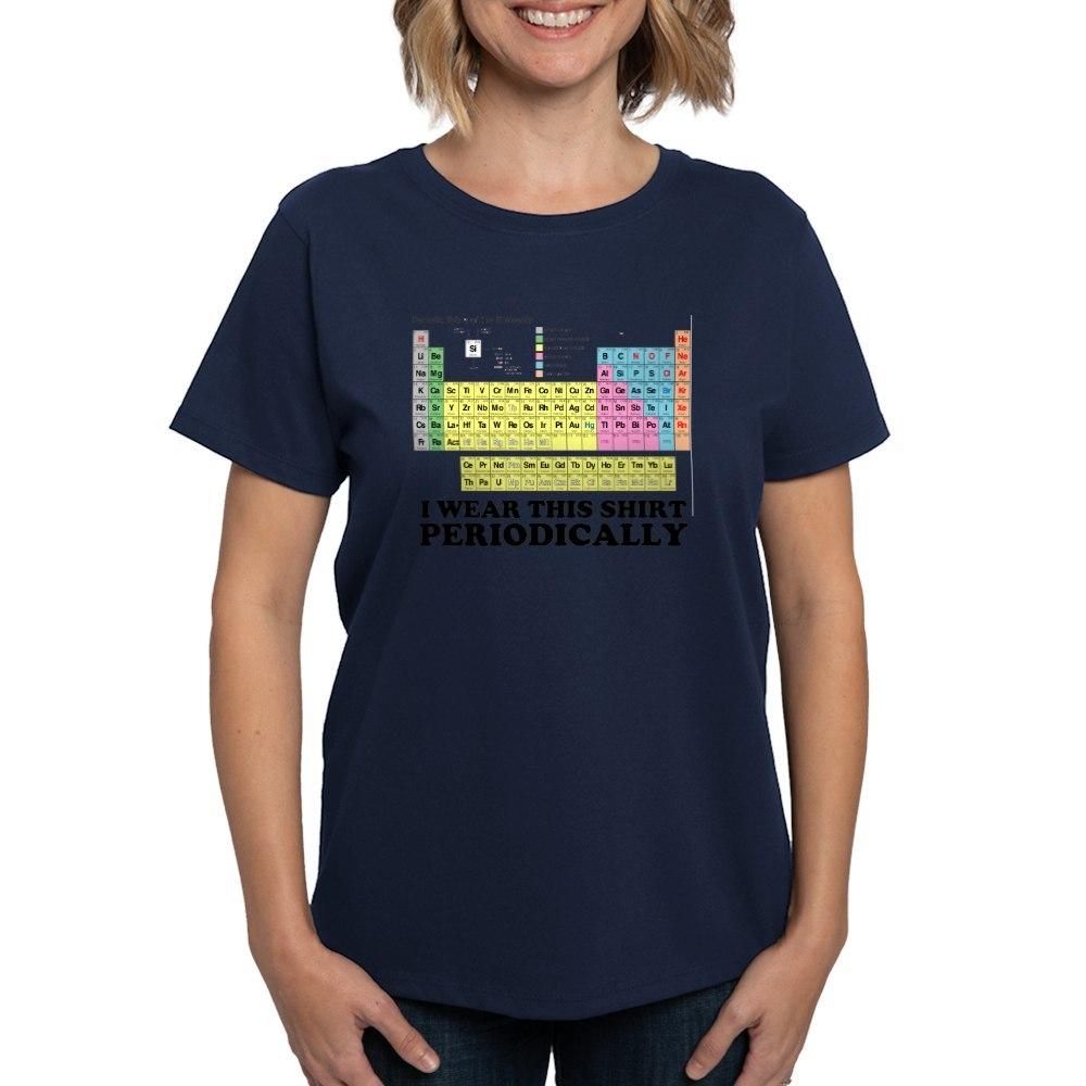 CafePress-Women-039-s-Dark-T-Shirt-Women-039-s-Cotton-T-Shirt-1693273094 thumbnail 38