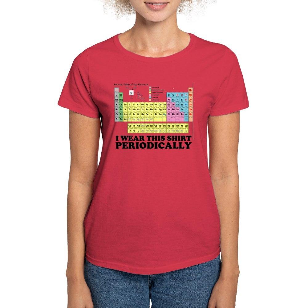 CafePress-Women-039-s-Dark-T-Shirt-Women-039-s-Cotton-T-Shirt-1693273094 thumbnail 16