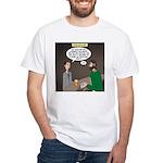 Stupid Jewelry Ideas White T-Shirt