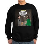 Stupid Jewelry Ideas Sweatshirt (dark)