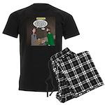 Stupid Jewelry Ideas Men's Dark Pajamas