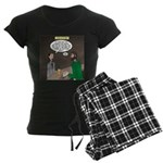 Stupid Jewelry Ideas Women's Dark Pajamas