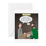 Stupid Jewelry Ideas Greeting Cards (Pk of 10)