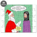 Santas Bad Advice Puzzle