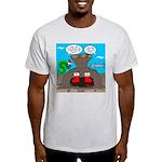 Underwater Christmas Light T-Shirt
