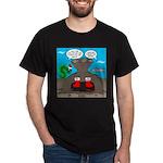 Underwater Christmas Dark T-Shirt