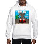 Underwater Christmas Hooded Sweatshirt