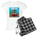 Underwater Christmas Women's Light Pajamas