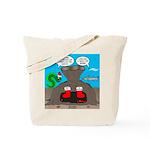 Underwater Christmas Tote Bag