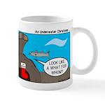 Underwater Christmas Mug