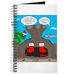 Underwater Christmas Journal